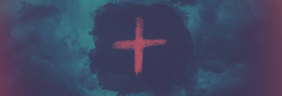 Good Friday Religious Website Banner